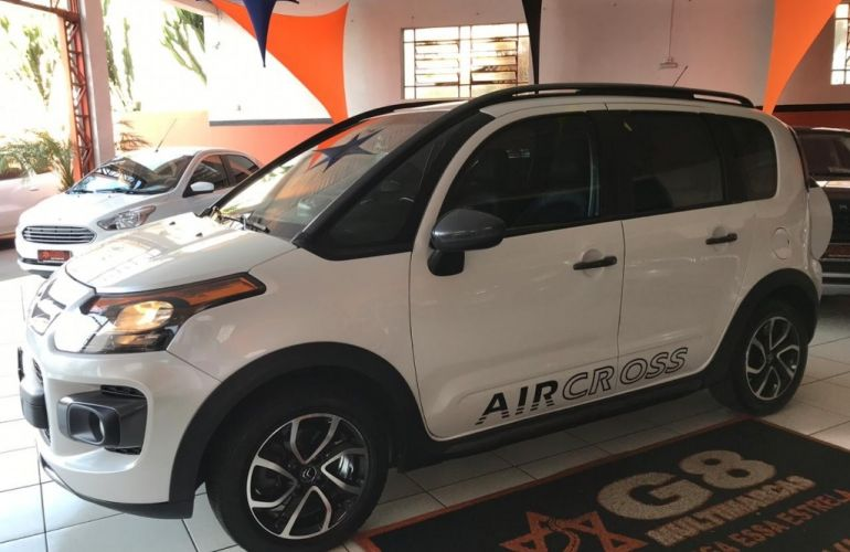 Citroën Aircross Exclusive 1.6 16V (flex) (aut) - Foto #2