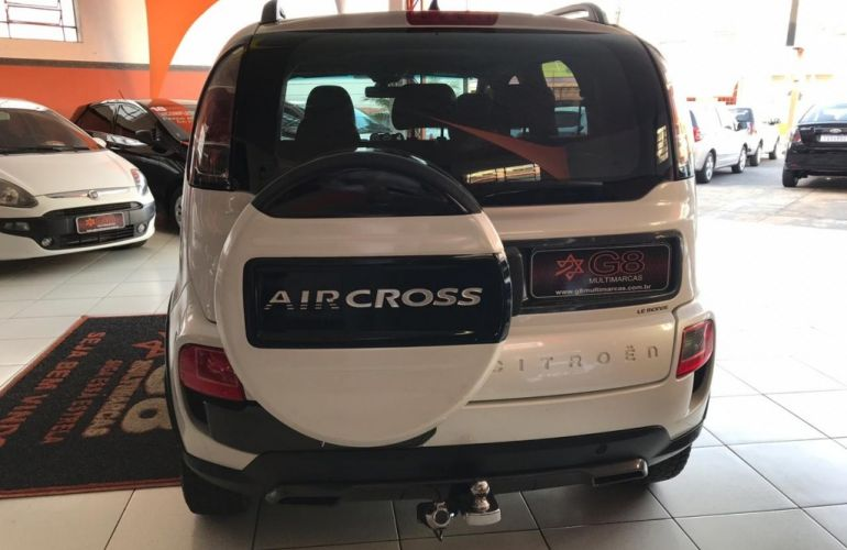 Citroën Aircross Exclusive 1.6 16V (flex) (aut) - Foto #6
