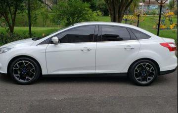 Ford Focus Sedan Titanium Plus 2.0 16V PowerShift (Aut) - Foto #4