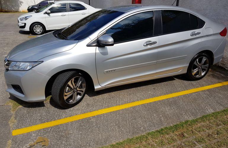 Honda City EXL 1.5 CVT (Flex) - Foto #10