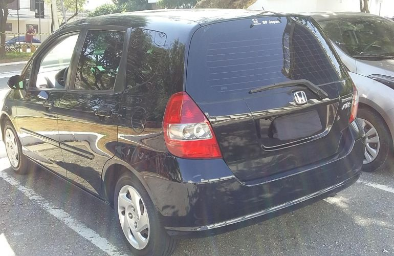 Honda Fit LX 1.4 - Foto #3