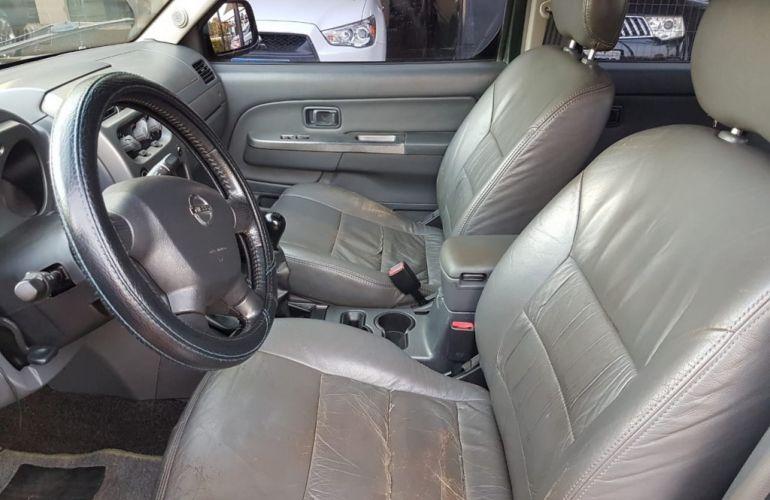 Nissan Frontier SE 4x4 2.8 Eletronic (cab. dupla) - Foto #8