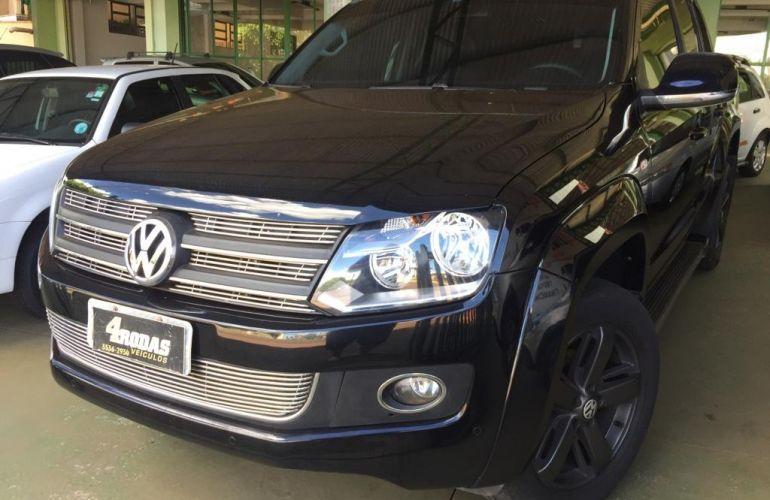 Volkswagen Amarok 2.0 CD 4x4 TDi Highline Extreme (Aut) - Foto #1