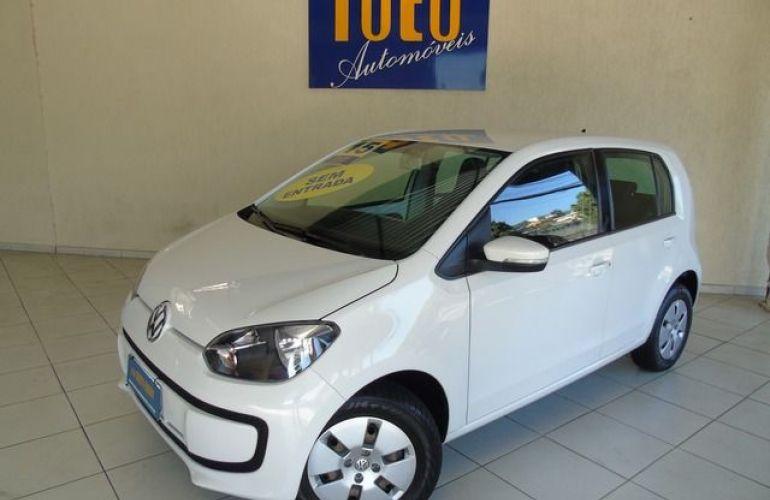 Volkswagen up! Move I-Motion 1.0 MPI Total Flex - Foto #2