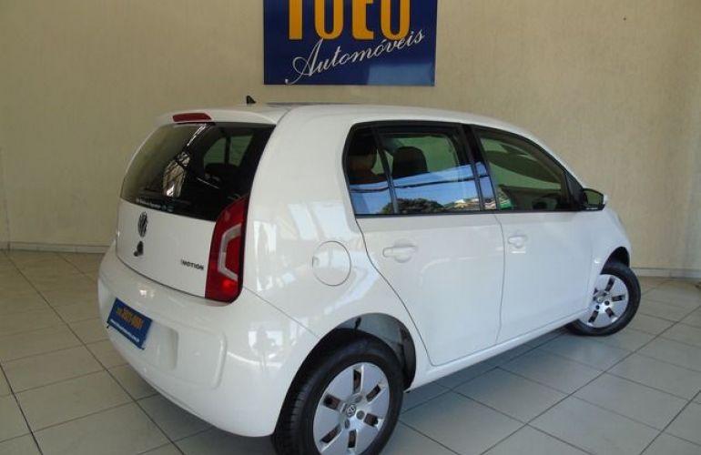 Volkswagen up! Move I-Motion 1.0 MPI Total Flex - Foto #4