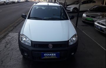 Fiat Strada 1.4 CD Hard Working - Foto #5