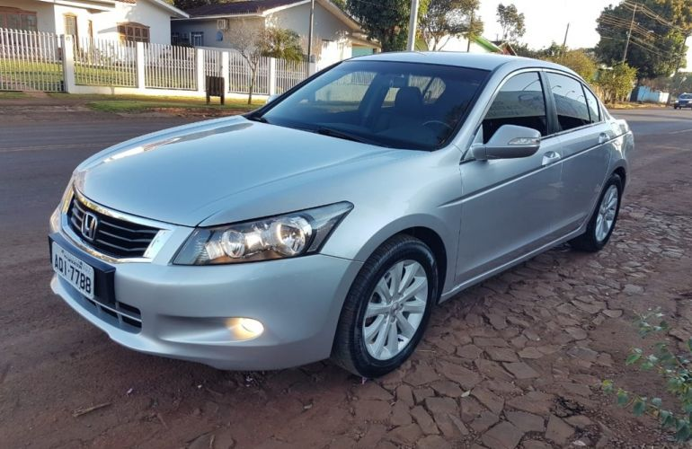 Honda Accord Sedan EX 2.0 16V (aut) - Foto #3