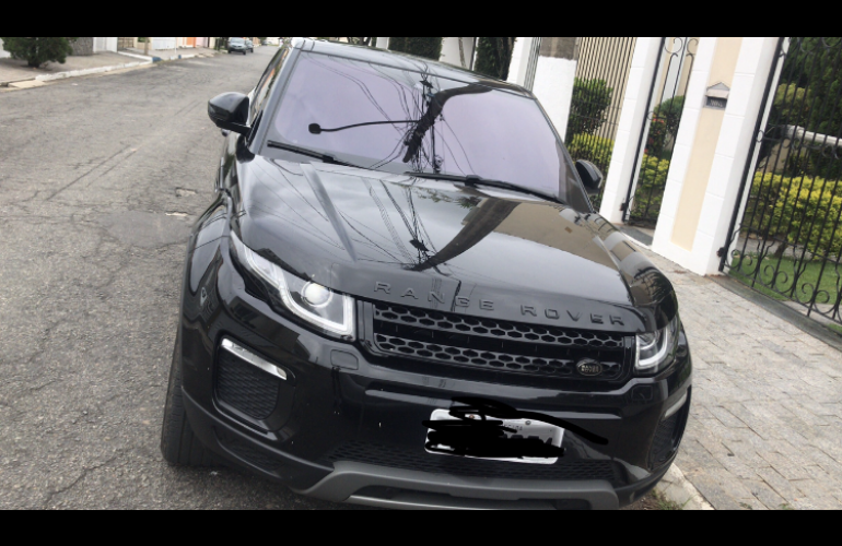 Land Rover Range Rover Evoque 2.0 SI4 SE 4WD - Foto #7