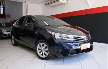Toyota Corolla 1.8 Dual VVT GLi Multi-Drive (Flex) - Foto #4