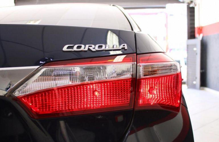 Toyota Corolla 1.8 Dual VVT GLi Multi-Drive (Flex) - Foto #8