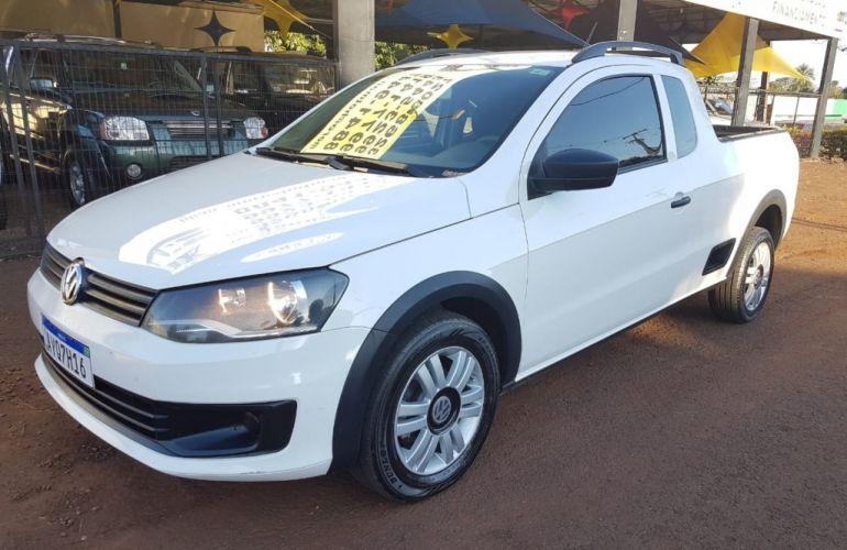 Volkswagen Saveiro Trendline 1.6 MSI CE (Flex) - Foto #6