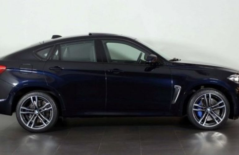 BMW X6 M X Drive Coupé 4.4 Turbo V8 32V - Foto #3