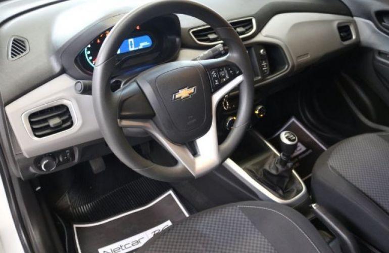 Chevrolet Onix LT 1.0 MPFI 8V - Foto #8