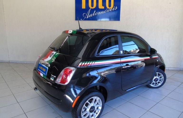 Fiat 500 Cult 1.4 8V Flex - Foto #4