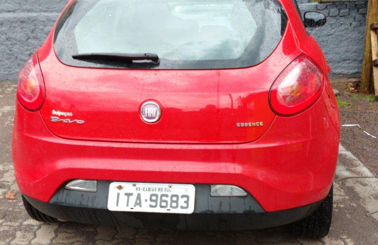 Fiat Bravo Essence 1.8 16V (Flex) - Foto #5