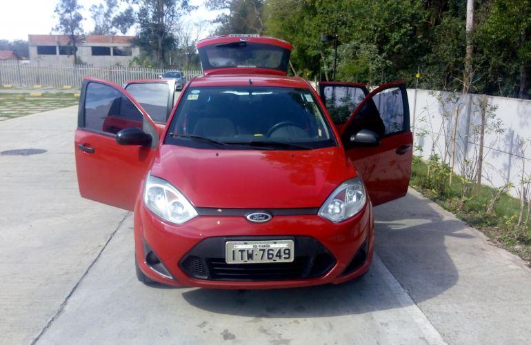Ford Fiesta Hatch Rocam 1.0 (Flex) - Foto #8