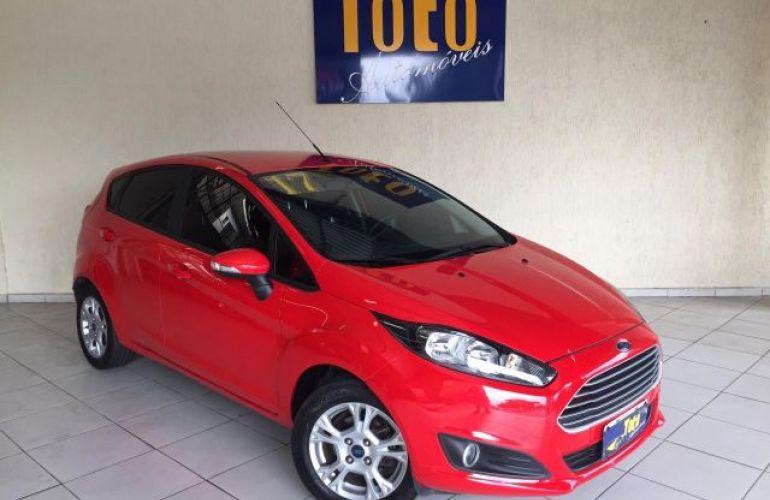 Ford New Fiesta SEL PowerShift 1.6 16v - Foto #1