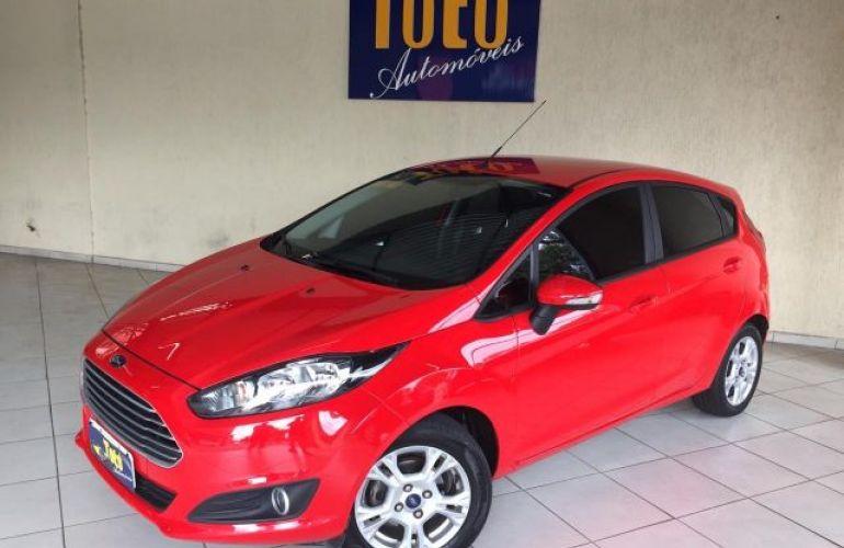 Ford New Fiesta SEL PowerShift 1.6 16v - Foto #2