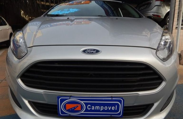 Ford New Fiesta SE 1.5 - Foto #1