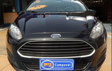 Ford New Fiesta SE 1.5 - Foto #1