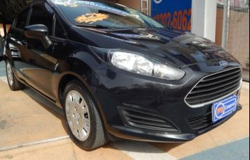 Ford New Fiesta SE 1.5 - Foto #2