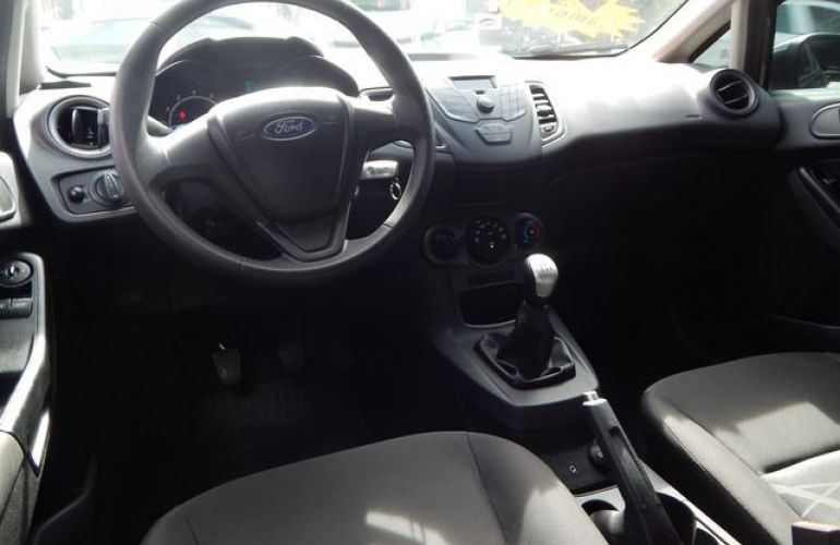 Ford New Fiesta SE 1.5 - Foto #3