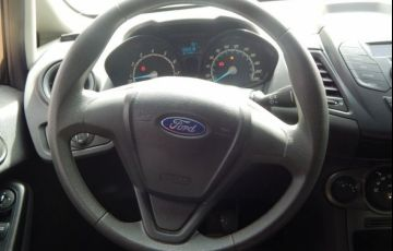 Ford New Fiesta SE 1.5 - Foto #4