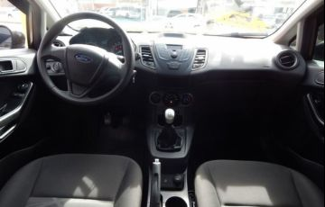 Ford New Fiesta SE 1.5 - Foto #5
