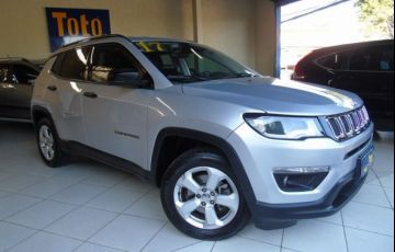 Jeep Compass Sport 2.0 16V Flex - Foto #1