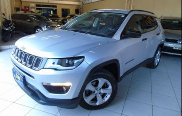 Jeep Compass Sport 2.0 16V Flex - Foto #2