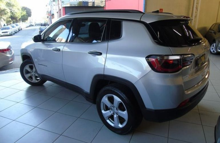 Jeep Compass Sport 2.0 16V Flex - Foto #4