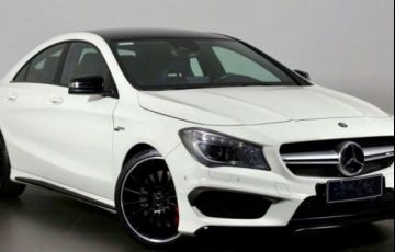 Mercedes-Benz CLA 45 AMG CGI 2.0 360cv Turbo