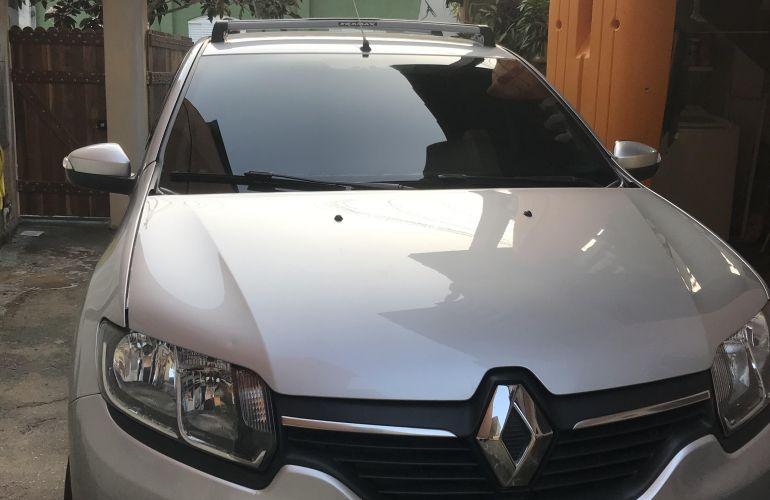 Renault Sandero Dynamique 1.6 8V Easy-r (Flex) - Foto #2