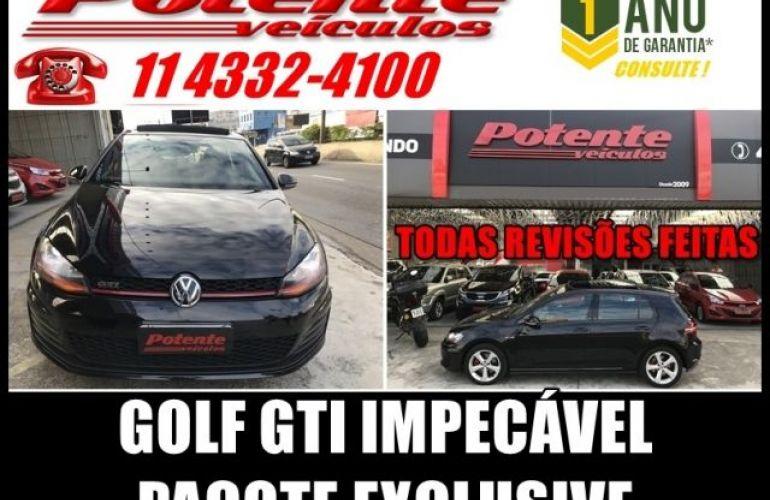 Volkswagen Golf GTI Tiptronic 2.0 FSI TBI 16V - Foto #1