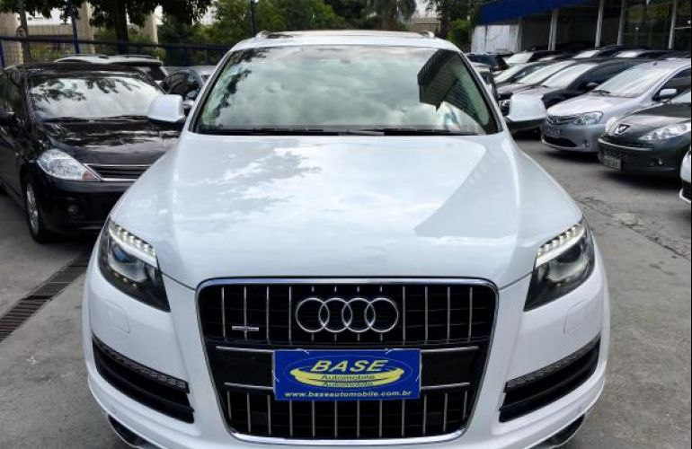 Audi Q7 Premium 3.0 V6 Tdi - Foto #1