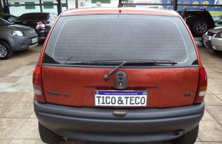 Chevrolet Corsa Hatch GL 1.4 EFi 4p - Foto #5