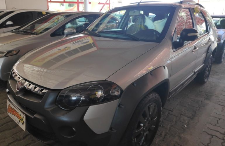 Fiat Weekend Adventure 1.8 E.torQ (Flex) - Foto #2