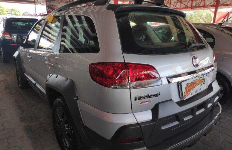 Fiat Weekend Adventure 1.8 E.torQ (Flex) - Foto #5