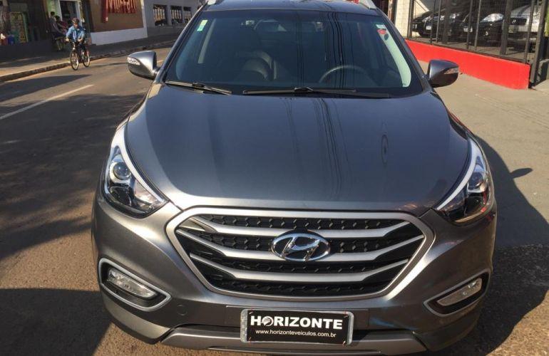 Hyundai Ix35 2.0l 16V GL (flex) (aut) - Foto #1