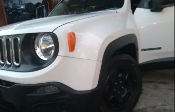 Jeep Renegade 1.8 (Aut) (Flex) - Foto #3