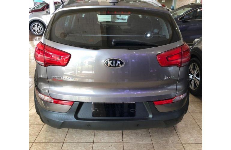 Kia Sportage LX 2.0 (Flex) (Aut) P574 - Foto #5