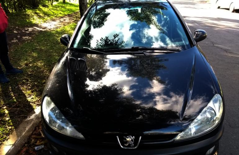 Peugeot 206 Hatch. Presence 1.4 8V (flex) - Foto #1