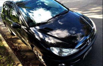 Peugeot 206 Hatch. Presence 1.4 8V (flex) - Foto #3
