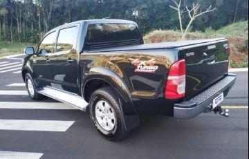 Toyota Hilux 2.7 4x4 CD SRV (Flex) (Aut) - Foto #4