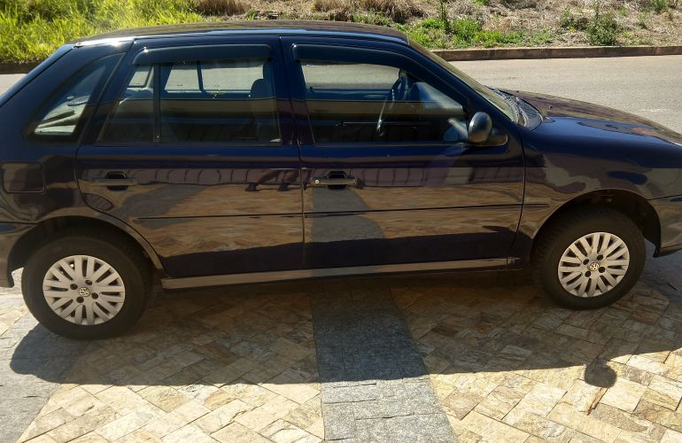 Volkswagen Gol 16V 1.0 MI - Foto #6