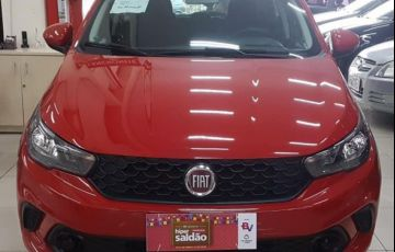 Fiat Argo Drive 1.0 Flex - Foto #1