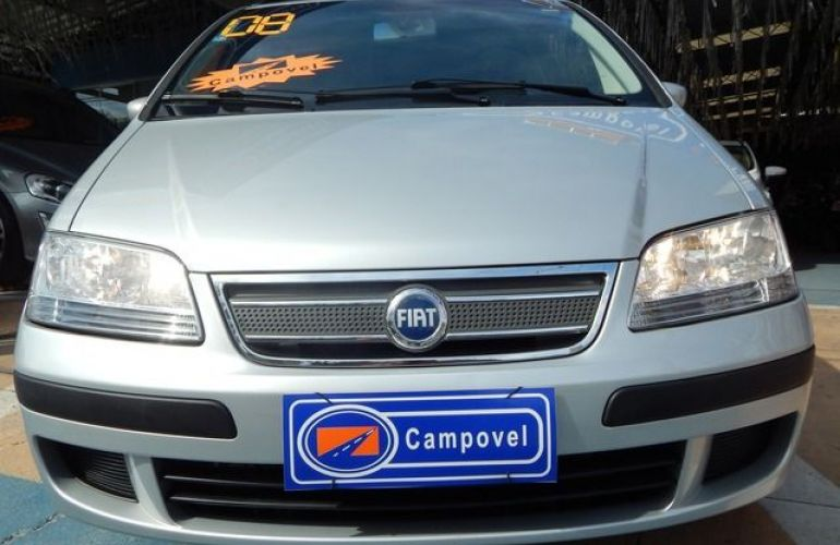 Fiat Idea ELX 1.4 MPI 8V Fire Flex - Foto #1