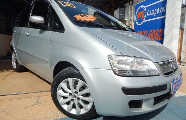Fiat Idea ELX 1.4 MPI 8V Fire Flex - Foto #2