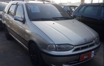 Fiat Palio Weekend Stile 1.6 MPi 16V - Foto #2