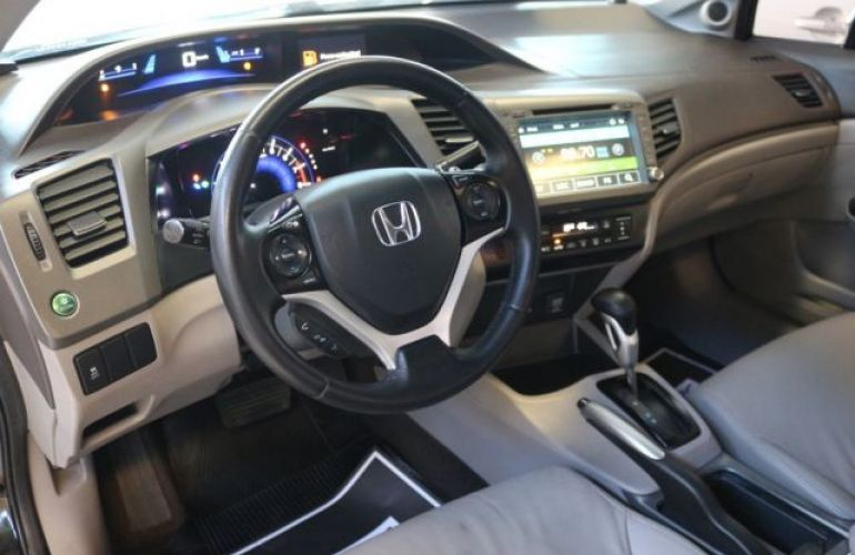 Honda Civic EXR 2.0 16V Flex - Foto #4